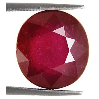 11.26 Ct Certified New Burma Ruby Gemstone