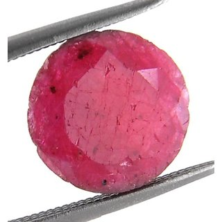 4.61 Ct Certified Precious African Ruby Gemstone