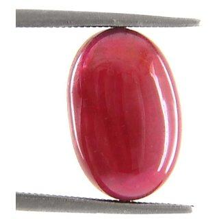 8.40 Ct Certified Madagascar Cabochone Ruby Gemstone
