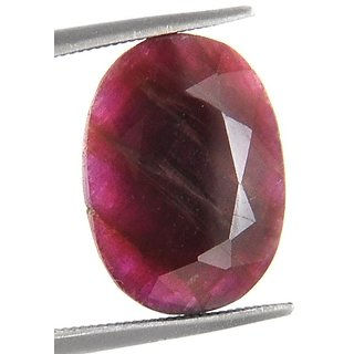 9.10 Ct Natural Certified African Ruby Gemstone