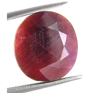 8.65 Ct Natural Certified African Ruby Gemstone