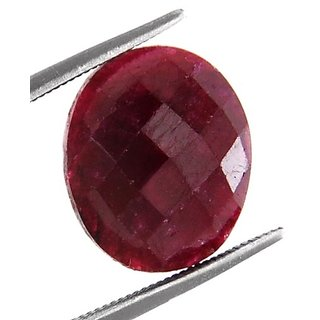 6.47 Cts Precious Natural African Ruby Gemstone