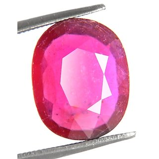 4.28 Ct Ruby Gemstone Birthstone Manik
