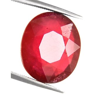 10.77 Ct Red Color Ruby Gemstone From Burma