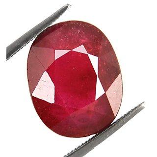 10.98 Ct New Burma Ruby Gemstone