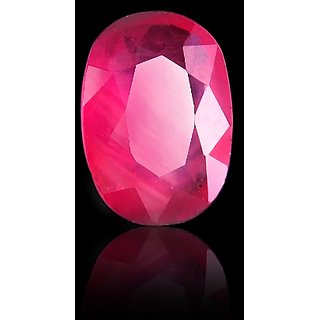 Certified 6.18 Ct Precious Ruby Gemstone