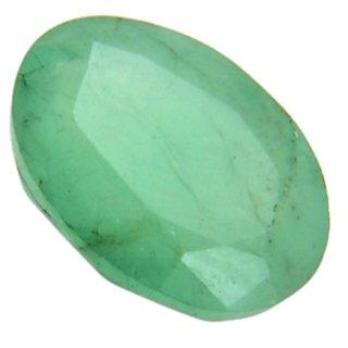 Benefits Of Deep Green Columbian Oval Emerald 4.03Ct