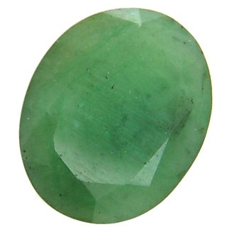 7.25 Ratti Lab Certified Emerald Panna Gemstone For Wealth and Career Growth
