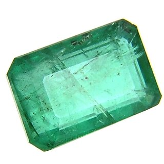 5.27 Carat Igl Certified Zambia Natural Emerald Gemstone