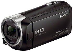 Sony HDR-CX405 9.2 MP Camcorder Camera(Black)