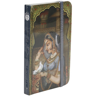 Paper Theatre Trendy Notebook 160 Pages 9.5 X 15 Cm