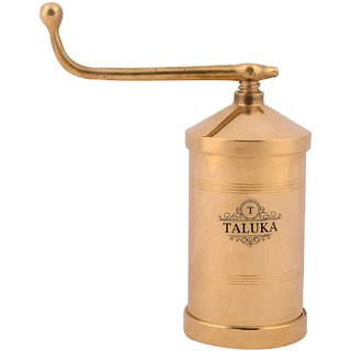 Taluka Brass Sev/Murkku Maker With 6 Different Jali