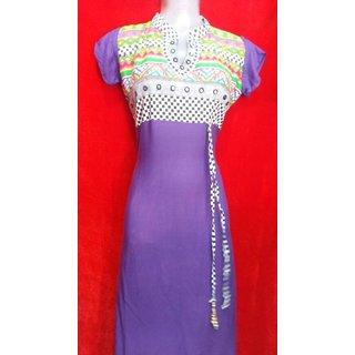 Long Kurtis for Women Cotton Design