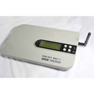 Pacetel GSM FCT BKG331T with LCD display and stick antenna with 6 month warranty