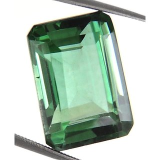 18.35 Ct Certified Green Amethyst Gemstone