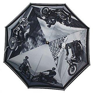 Sun Brand Cadillac Vintage Bike Umbrella for Rain and Sun