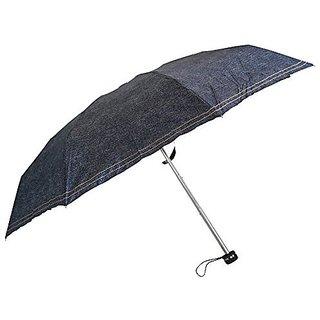 Sun Brand Jeans Umbrella _ 5 Fold Umbrella