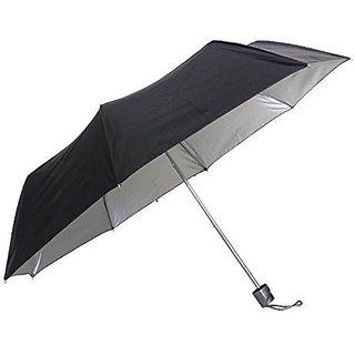 Sun Solar Umbrella - Uv Protection- Black