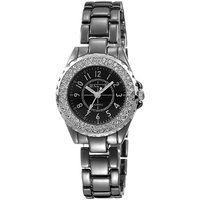 Skone Imported Trendy Casual Analog Stainless Steel Quartz Women Watch - NWA04S064C0
