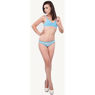 019f05013c4a2 Online Prestitia Non-Padded Non-Wired Fantasy Bra (Sky blue) Prices ...