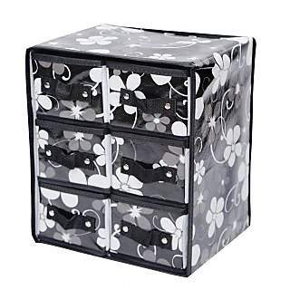 KHUSBOO Multi Storage Clothes and Toys Wardrobe