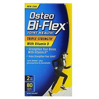 Osteo Bi-Flex Triple Strength With Vitamin D3 2000 Iu,