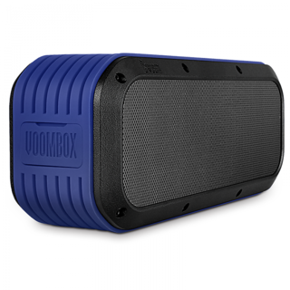 portable outdoor speakers. divoom voombox outdoor portable speakers (blue) l