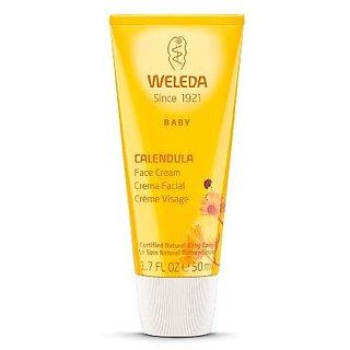 Weleda Baby Calendula Face Cream -- 1.7 oz