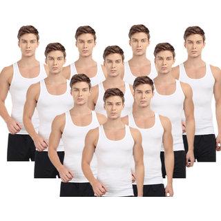 Fashion Trend Men's Vest set of 10