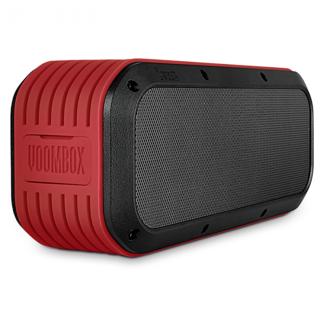 portable outdoor speakers. divoom voombox outdoor portable speakers (red) 0