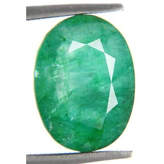 jaipur gemstone 12.50 ratti emerald stone (panna)