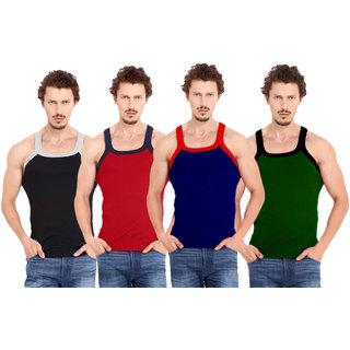 Fashion Trend Mens Gym Vest pack of 4