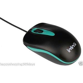 Irvine USB Optical Mouse