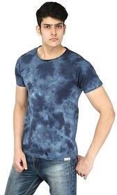 Round Neck Cotton T-shirt For Men