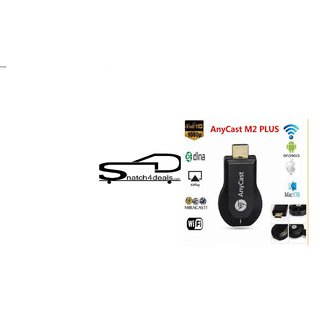 s4d Any Cast HDMI Dongle Wireless Media Streame Android Mini PC TV