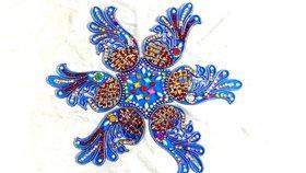 Handmade Designer Rangoli For Decoration Purpose