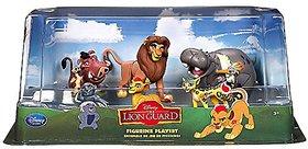 Disney The Lion Guard Exclusive PVC Figure Set