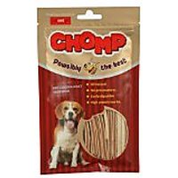 Chomp Dry Chicken Jerky 80 Gms Pack Of 6