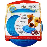 Marshallspetzone Super Flyer Soft Catch Puppy Toy For Dogs.