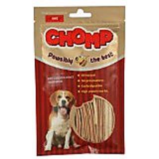 Chomp Dry Chicken Jerky 80 Gms Pack Of 6