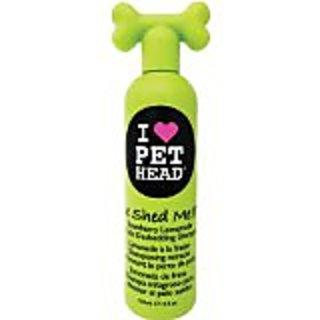 Pet Head De Shed Me Miracle Deshedding Shampoo, 354 Ml (Strawberry Lemonade)