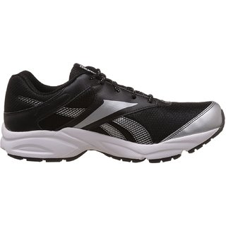 3d1abcf6188e Buy Reebok Men S Exclusive Runner 3 0 Black Silver And White Running ...