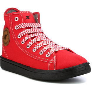 Sparx Men Red Casual Shoes (SM-65)