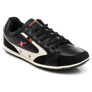 buy sparx men black casual shoes sm210 online  ₹1699