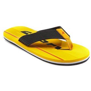 Sparx Men Yellow Slippers (SFG-2035)