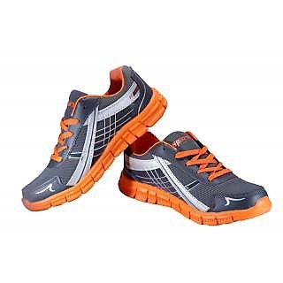 Buy Sparx Men Grey Orange Running Shoes