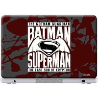 Gotham Vs Krypton Red - Skin For Dell Inspiron 15 - 300