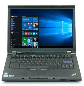 Lenovo T410 Core i5 DOS Laptop 4 GB Ram 320GB Harddisk(Refurbished) ( seller warranty , 2 Months )