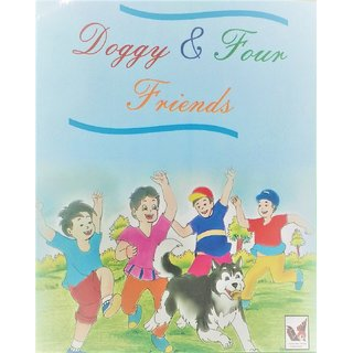 Doggy and Four Friends