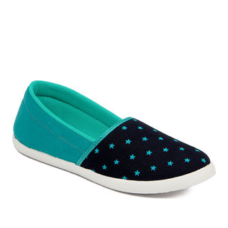 a9e9a6ef44c Buy Asian Women s Green   Navy Sneakers Online - Get 3% Off